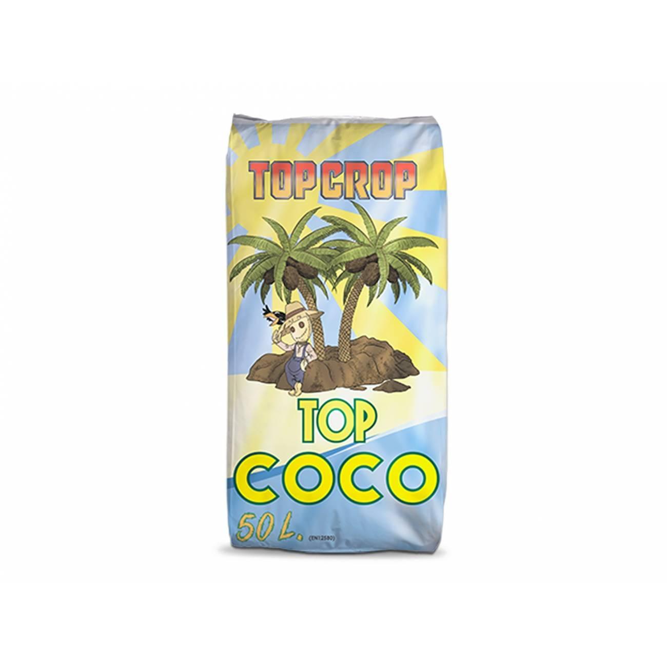 Sustrato Top Coco 50L
