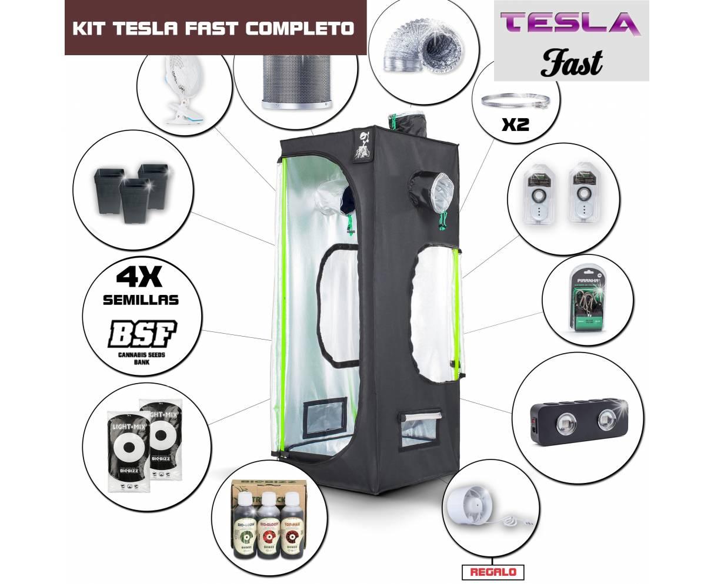 Kit Tesla Fast 60 - T180W...