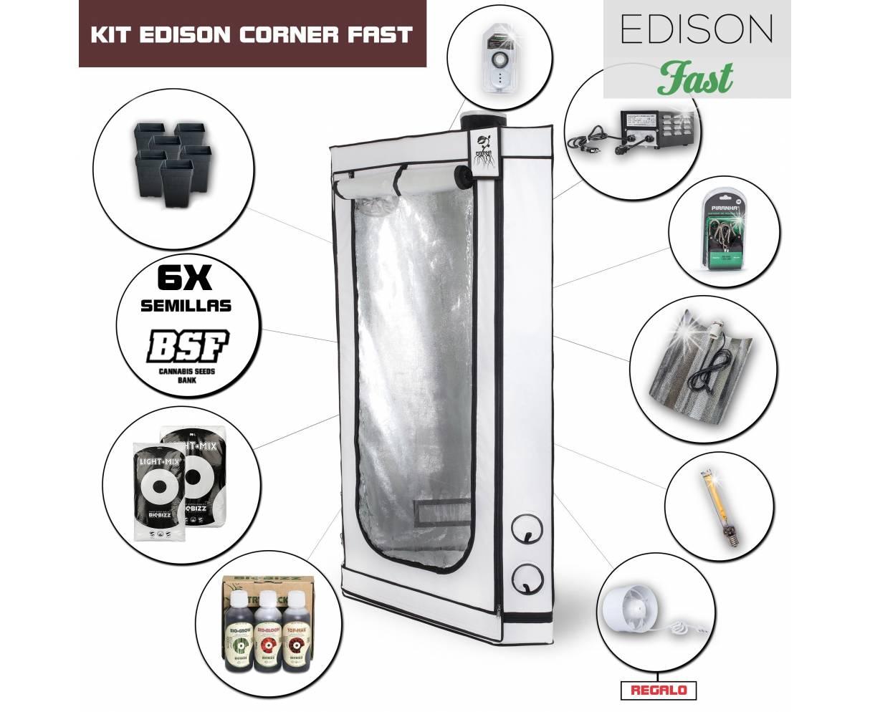 Kit Edison Fast Corner - 400W