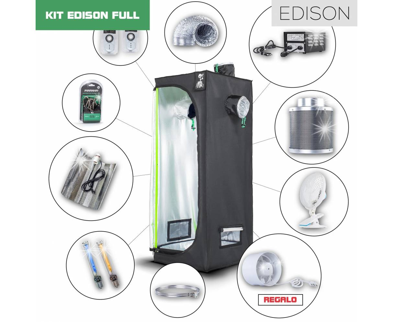 Kit Edison 60 - 250W Completo