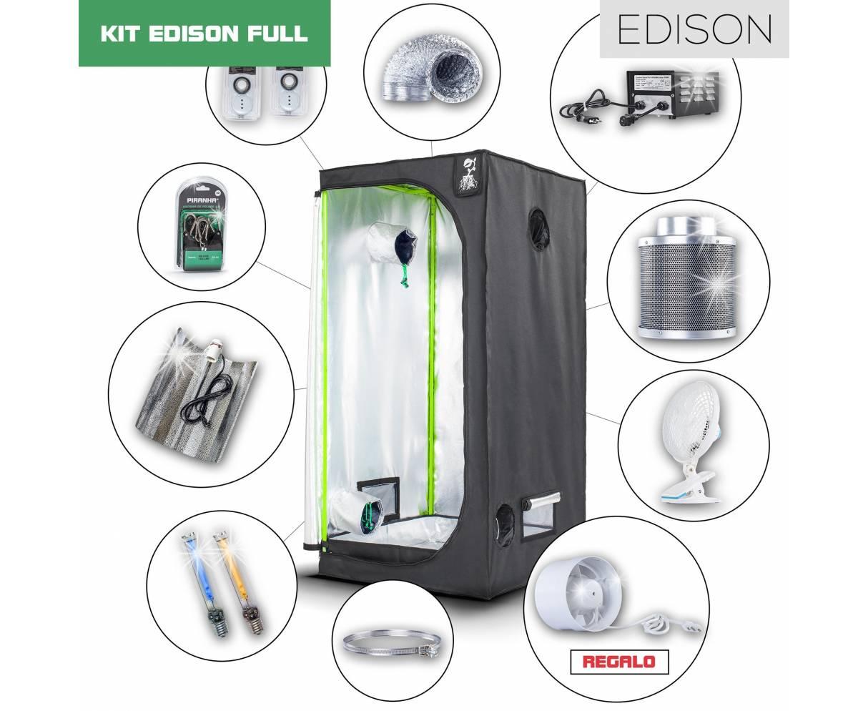 Kit Edison 80 - 250W Completo