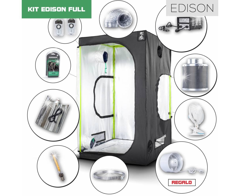 Kit Edison 120 - 600W Completo