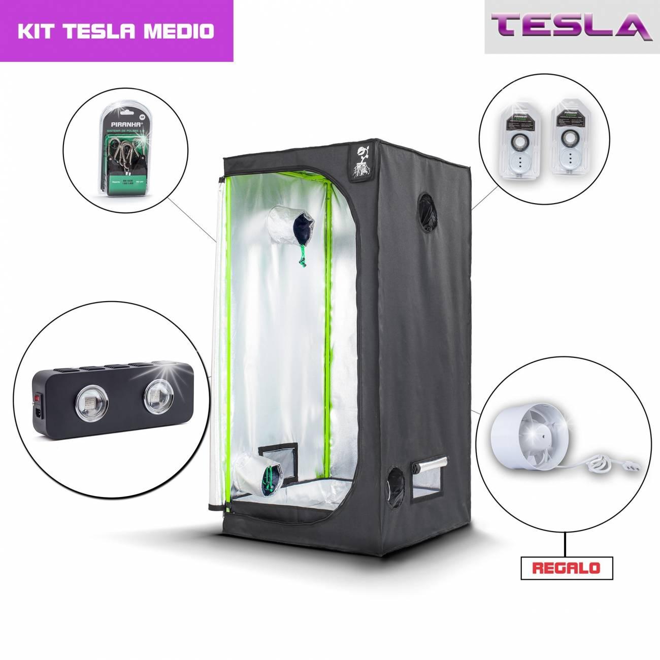 Kit Tesla 80 - T180W Medio