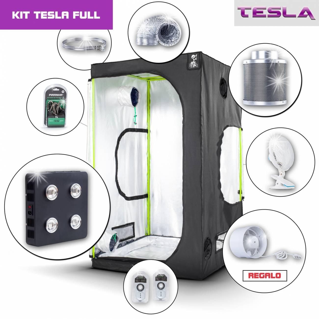Kit Tesla 120 - T360W Completo