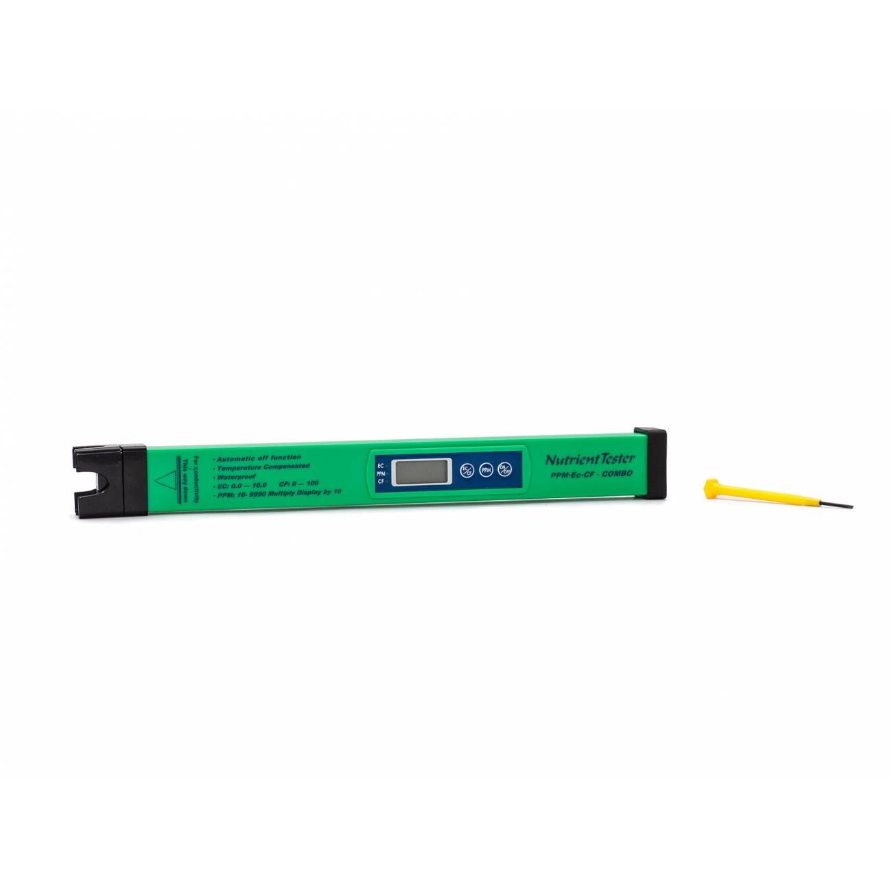 Precision Nutrient/EC Meter