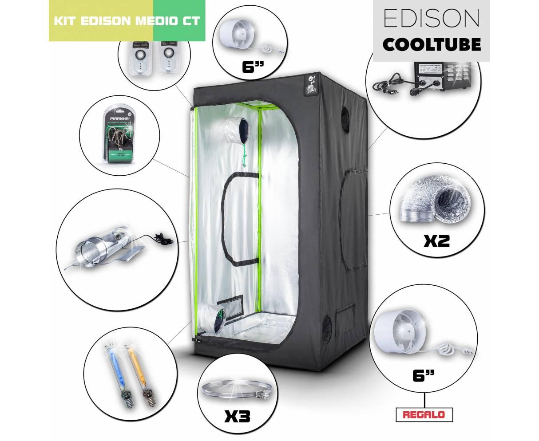 Kit Edison CoolTube 100...