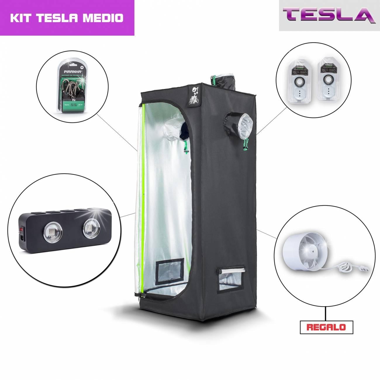 Kit Tesla 60 - T180W Medio