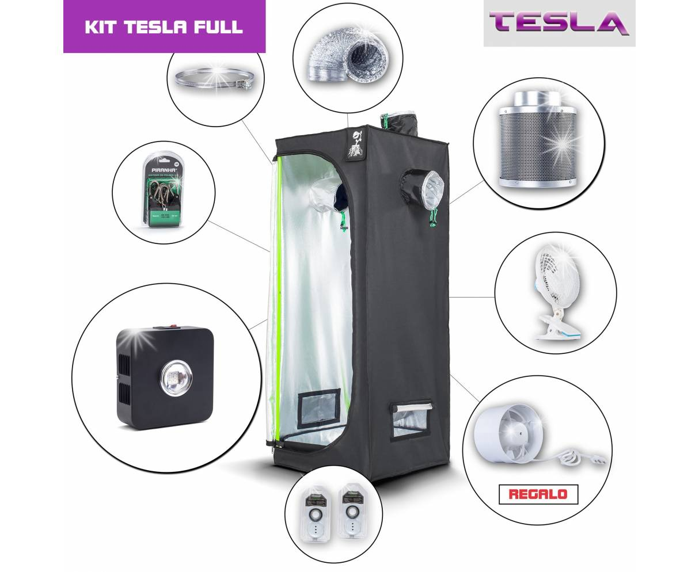 Kit Tesla 60 - T90W Completo