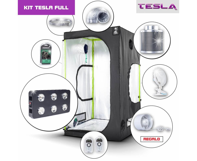 Kit Tesla 120 - T540W Completo