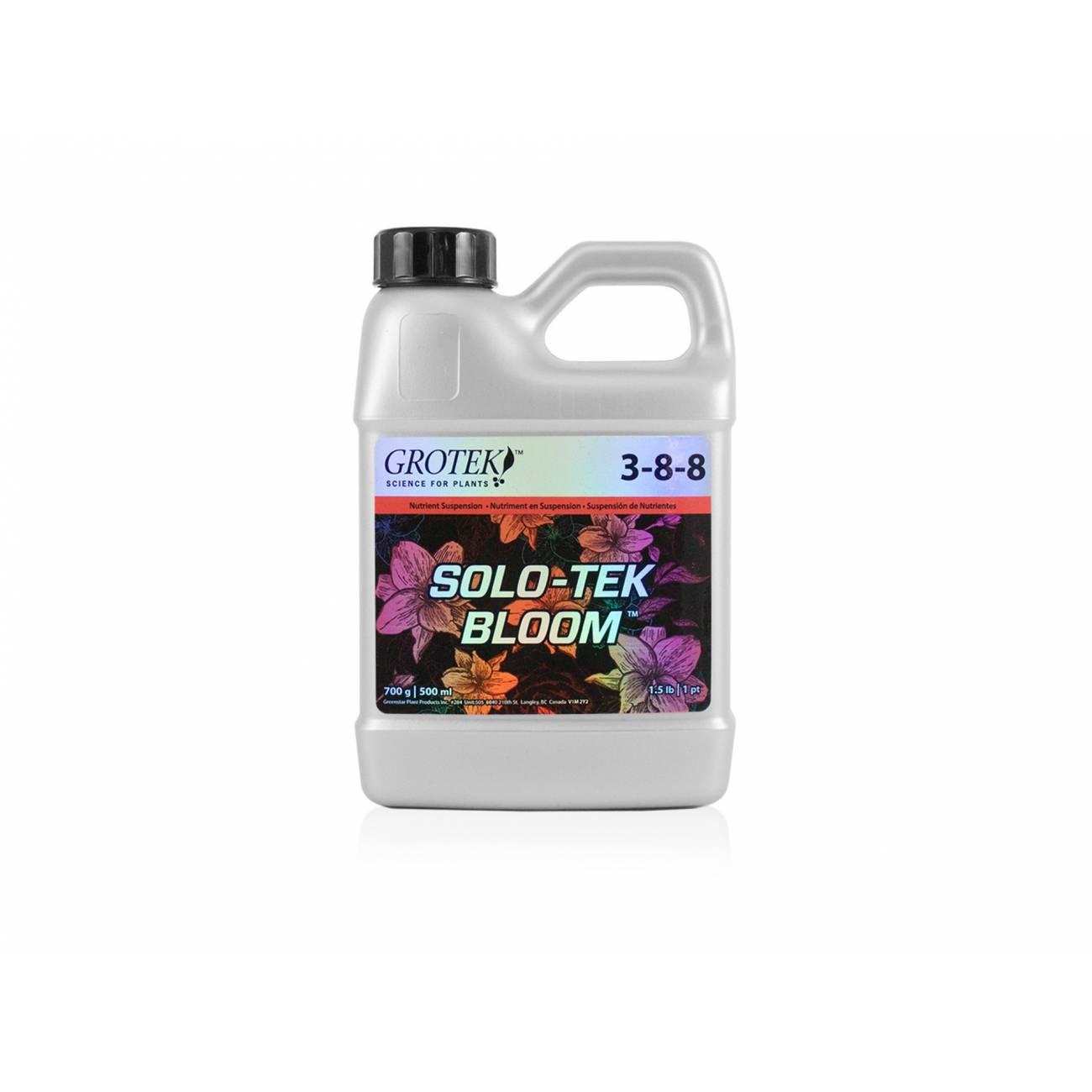 Solo-Tek Bloom 500ml