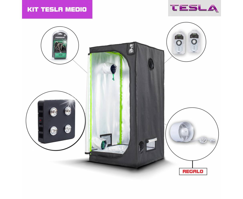 Kit Tesla 80 - T360W Medio