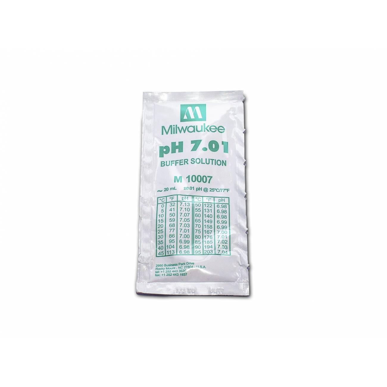 Líquido Calibrador pH 7.01 20ml