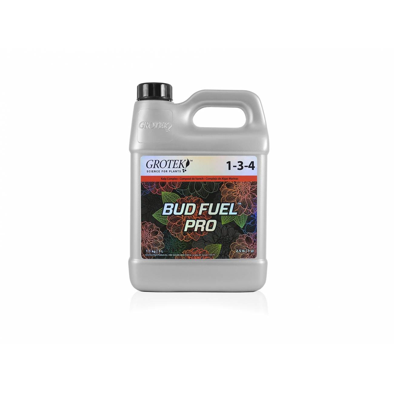 Bud Fuel Pro 500ml