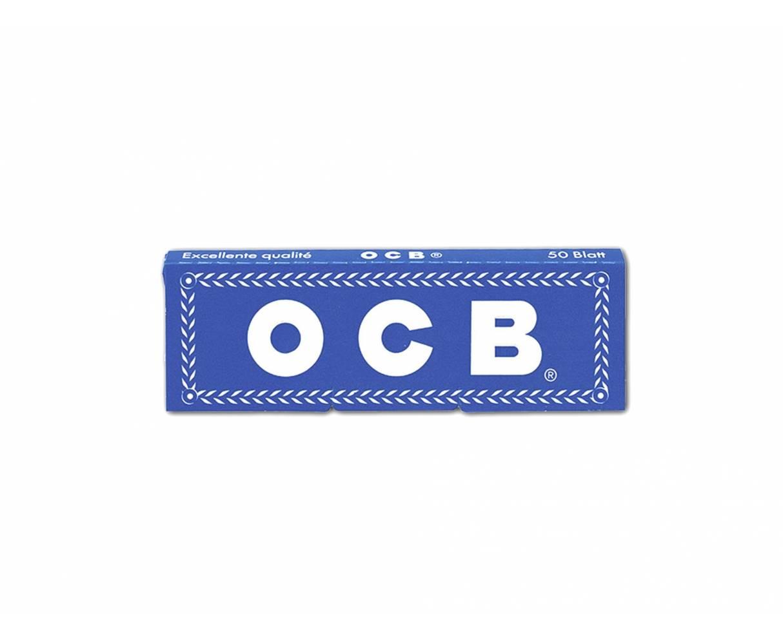 Papelillo OCB Azul Premium...
