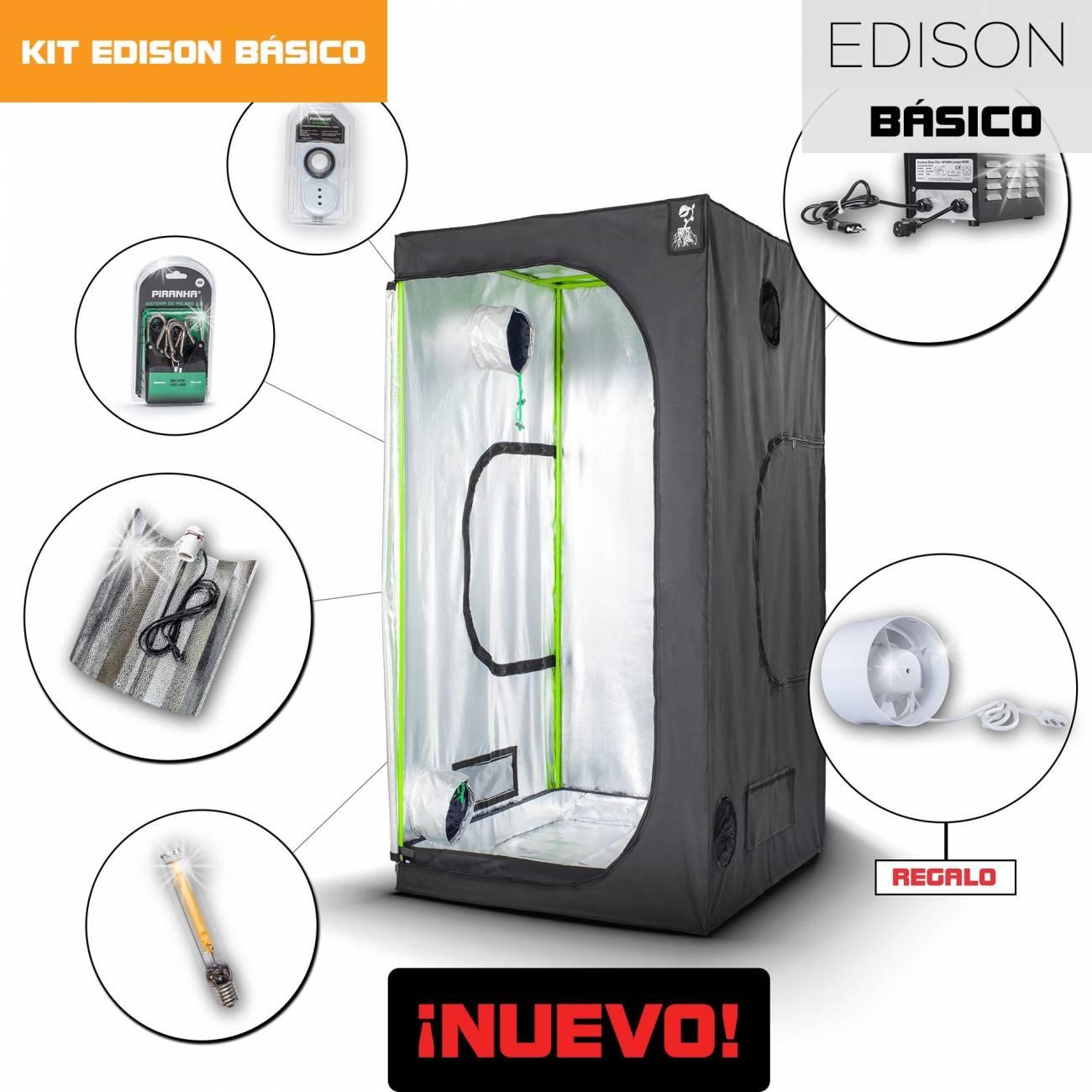Kit Edison 100 - 400W Básico