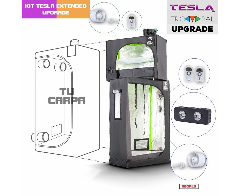 Upgrade Tricameral Tesla...