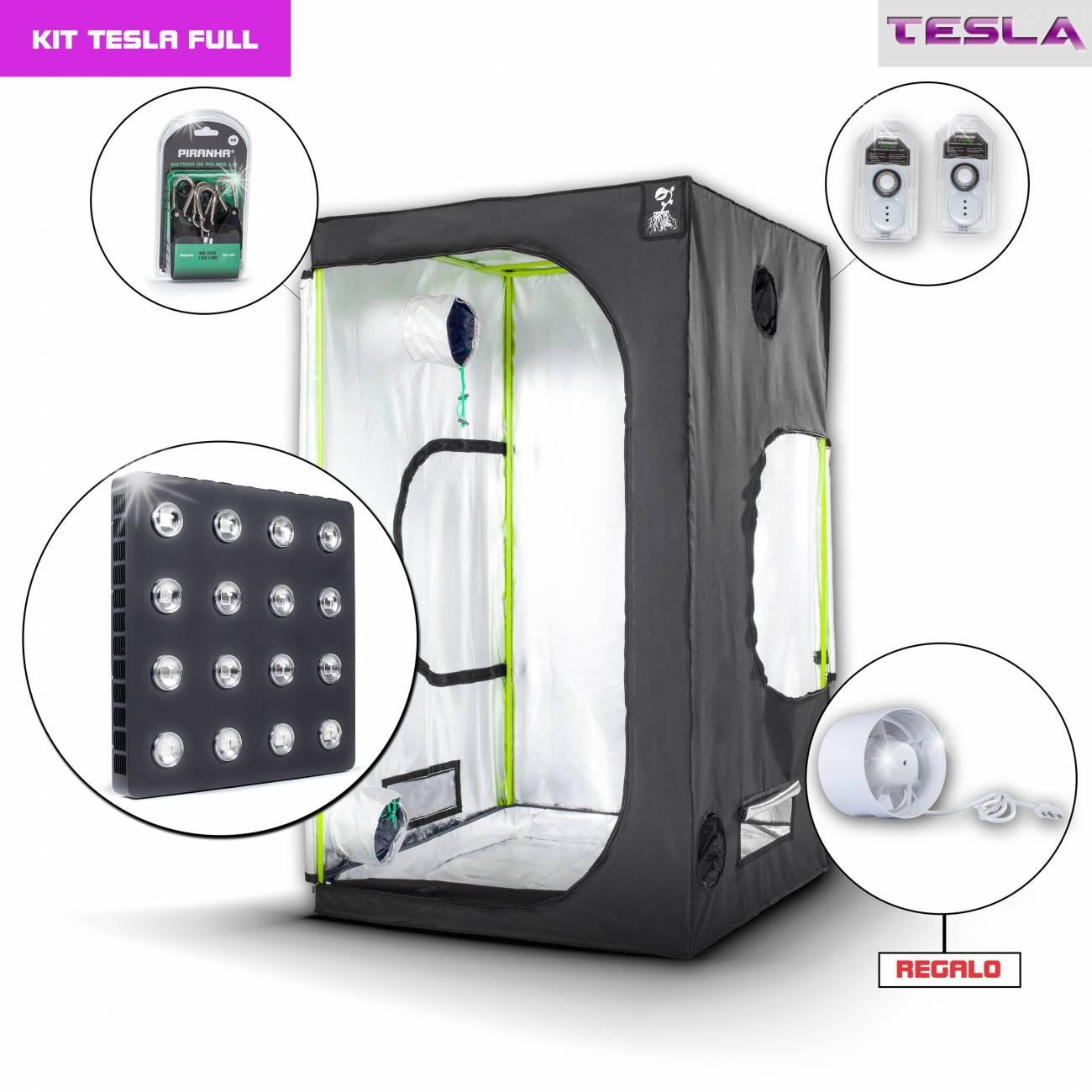 Kit Tesla 120 - T1440W Medio