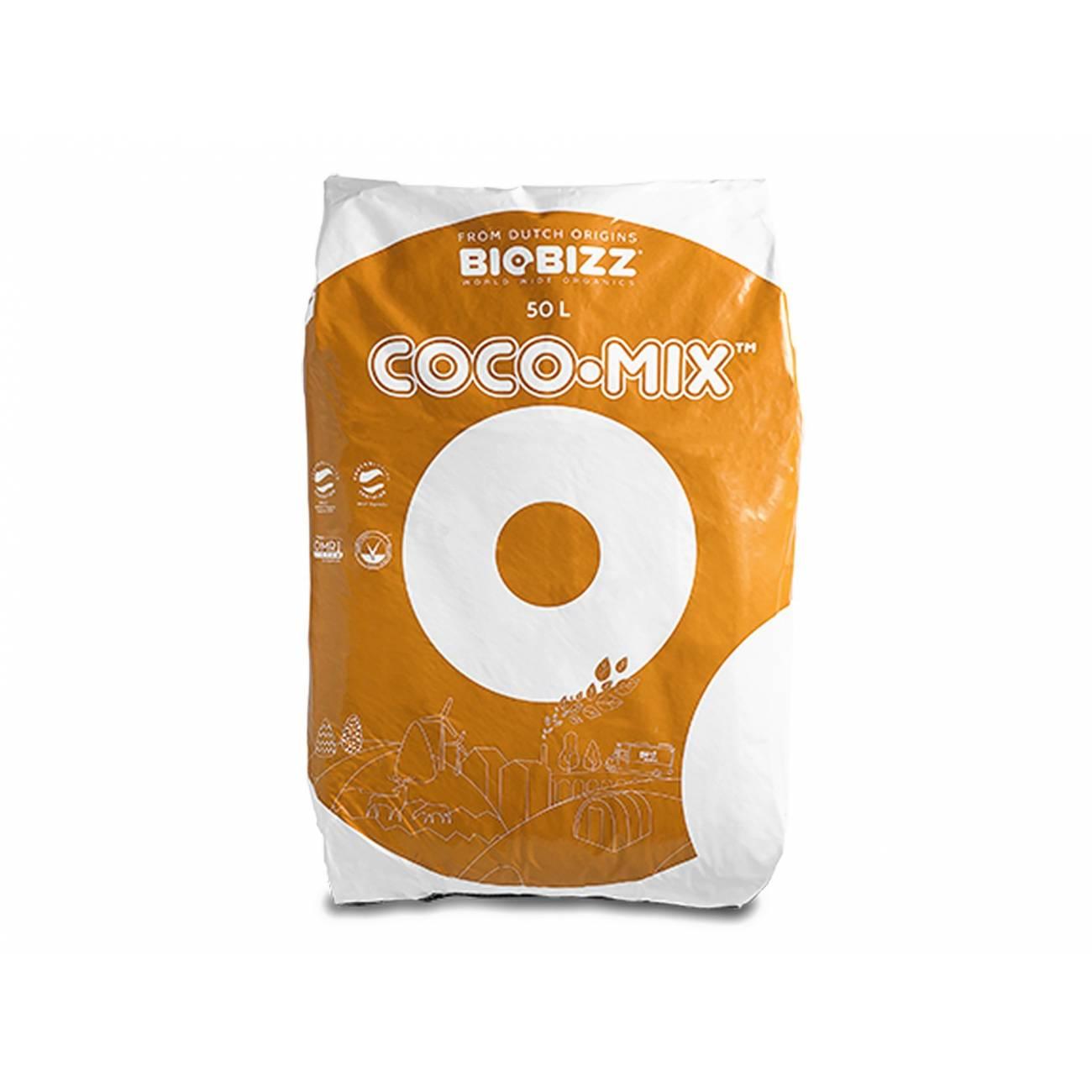 Sustrato Coco Mix 50L