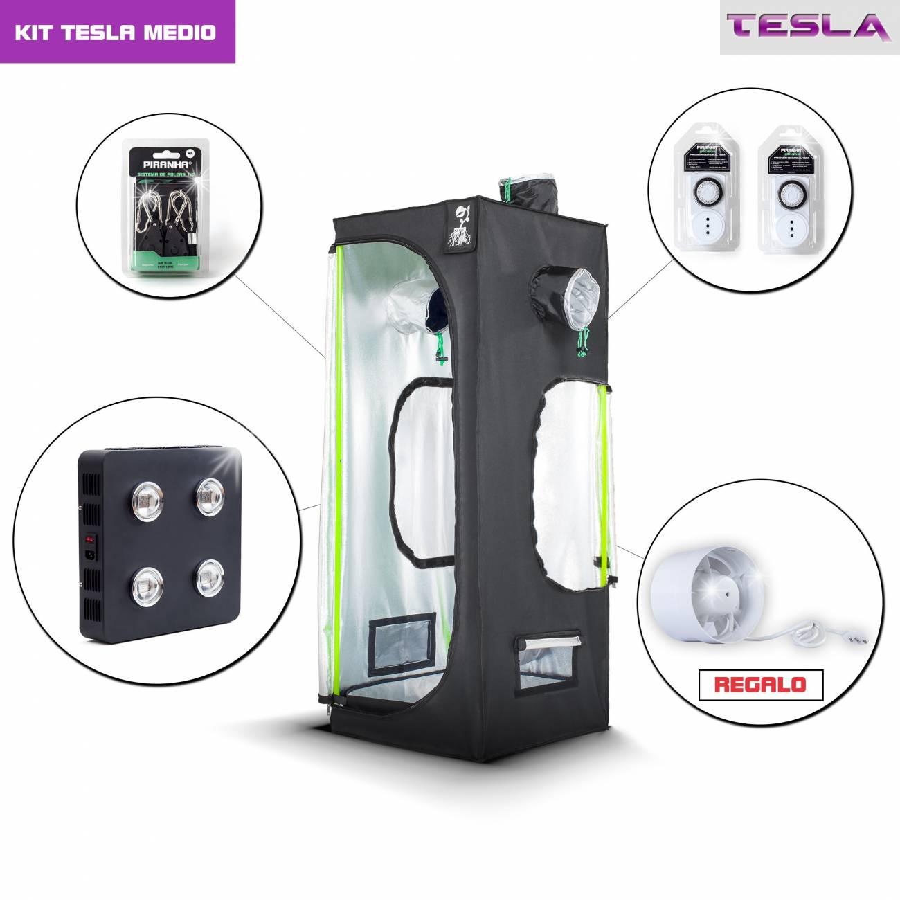 Kit Tesla 60 - T360W Medio