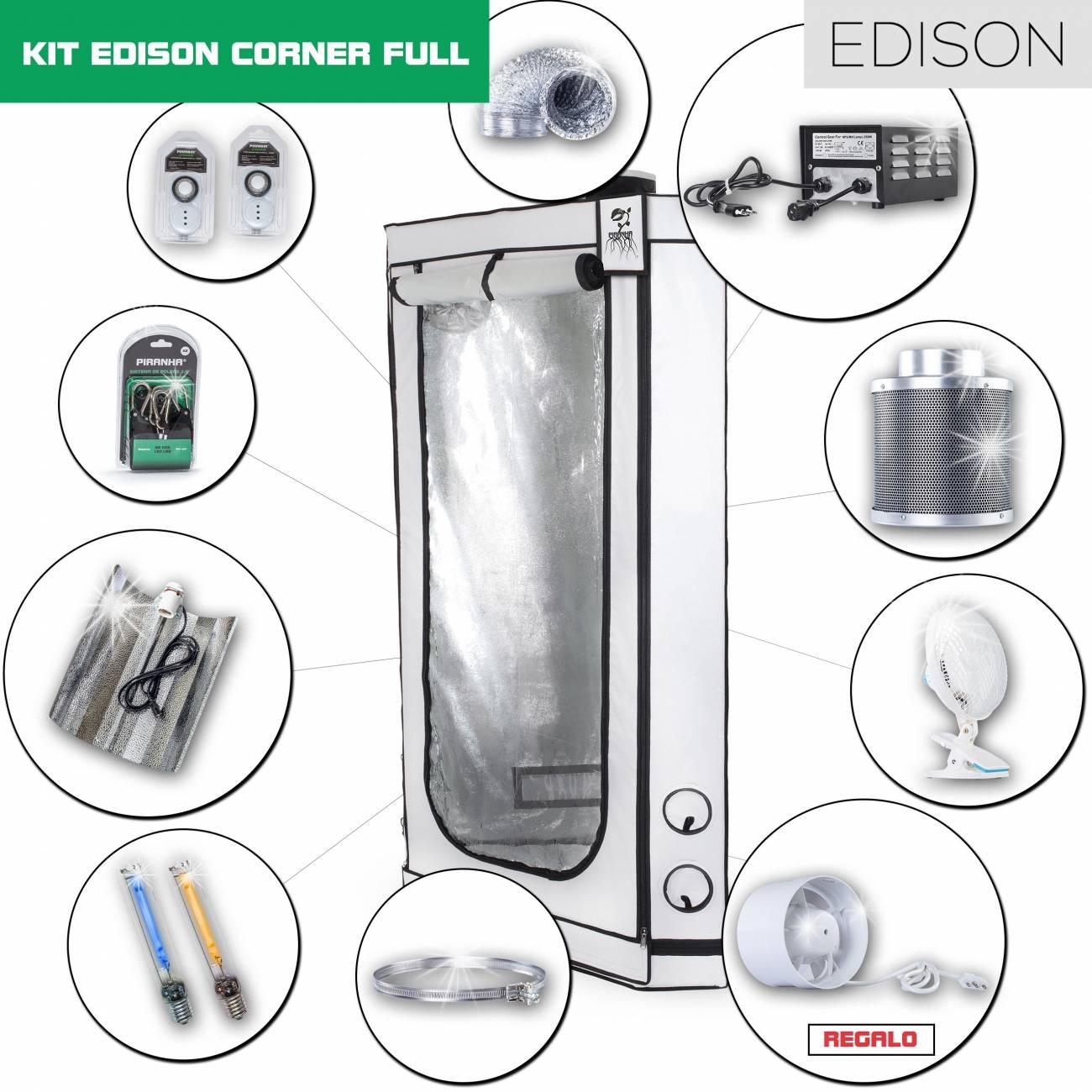 Kit Edison Corner - 400W Completo