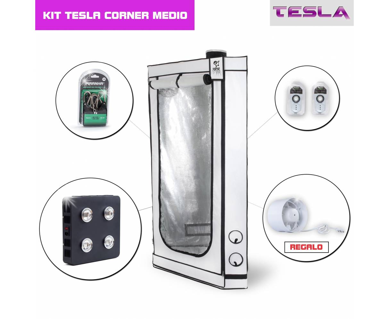 Kit Tesla Corner - T360W Medio