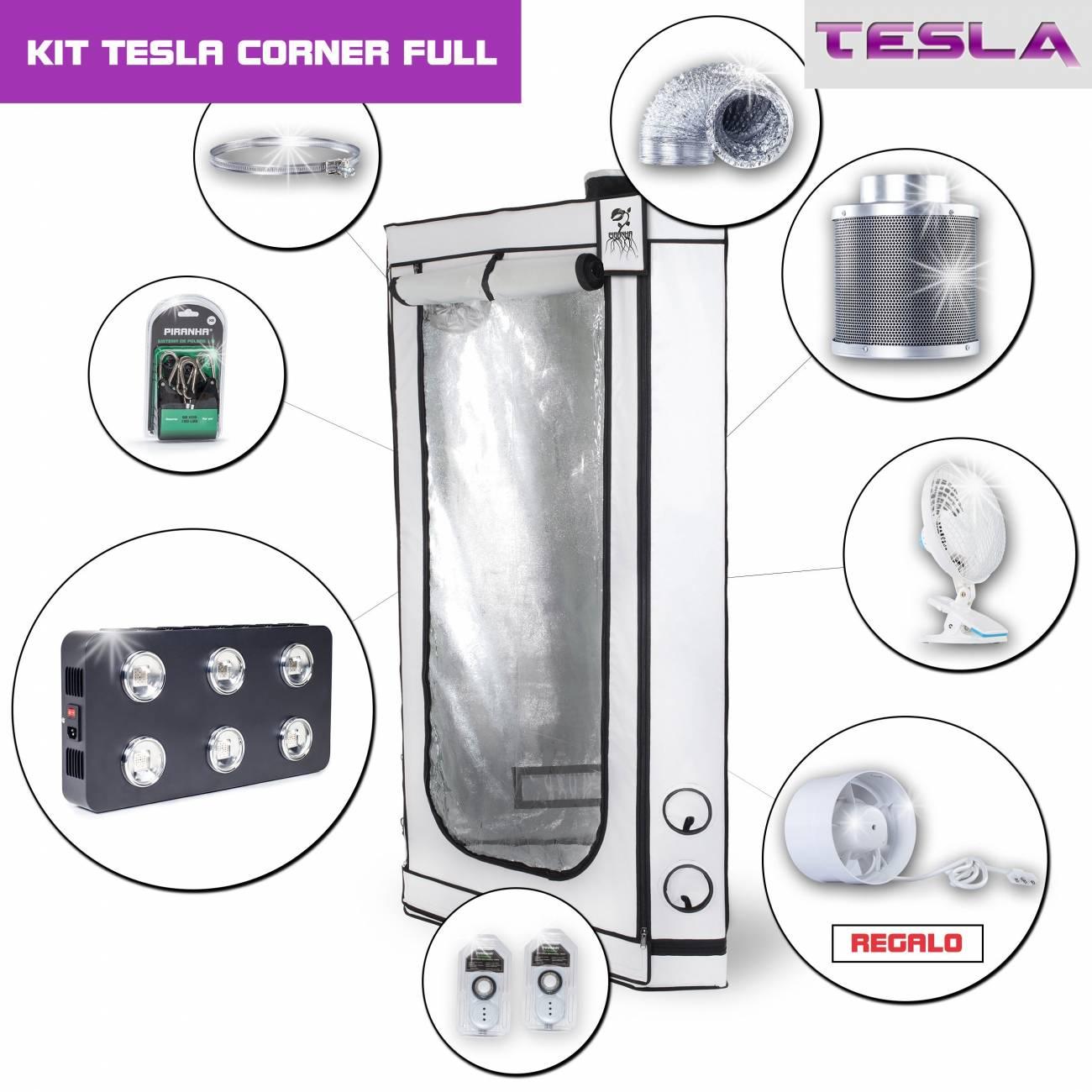 Kit Tesla Corner - T540W Completo