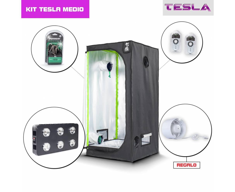 Kit Tesla 80 - T540W Medio