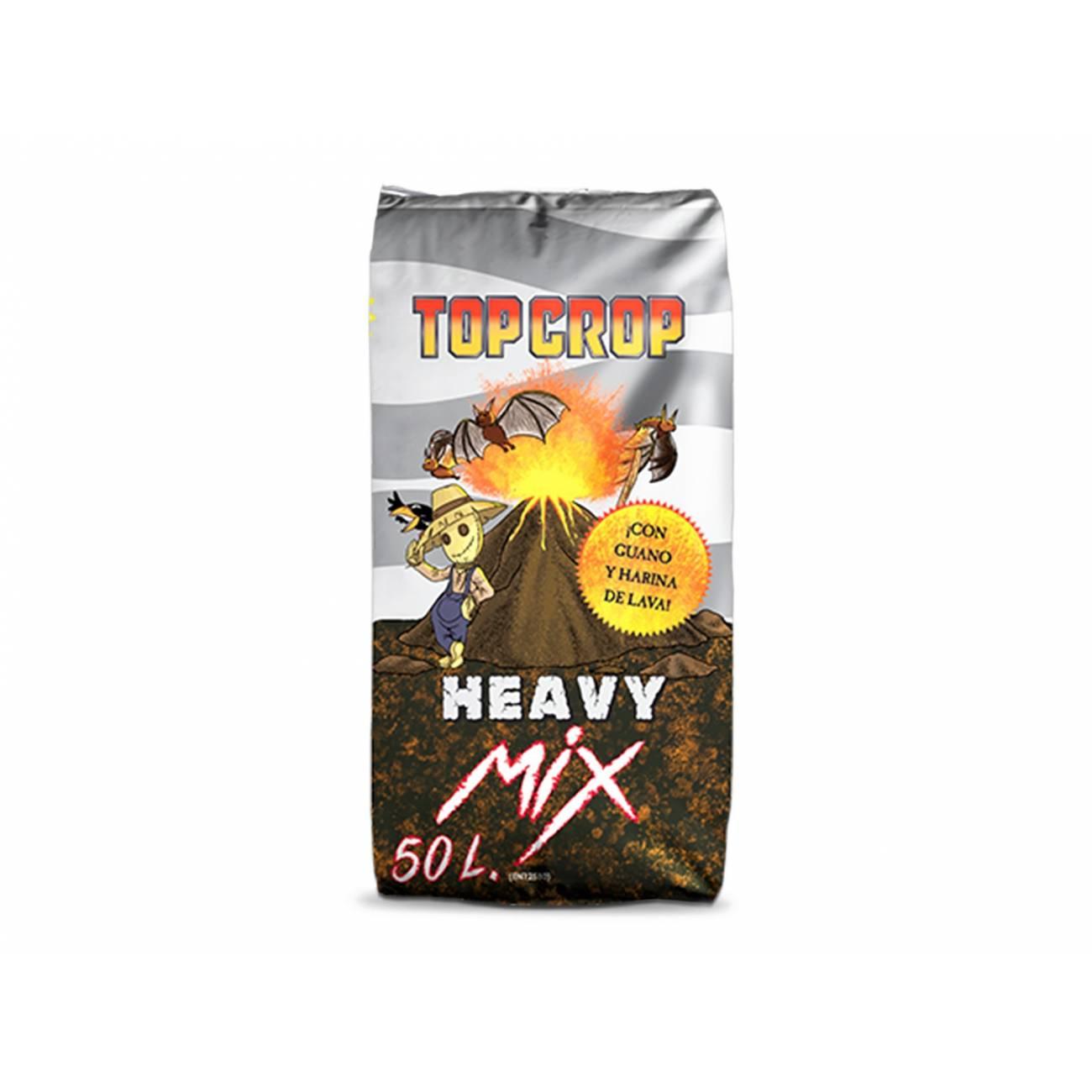 Sustrato Heavy Mix 50L