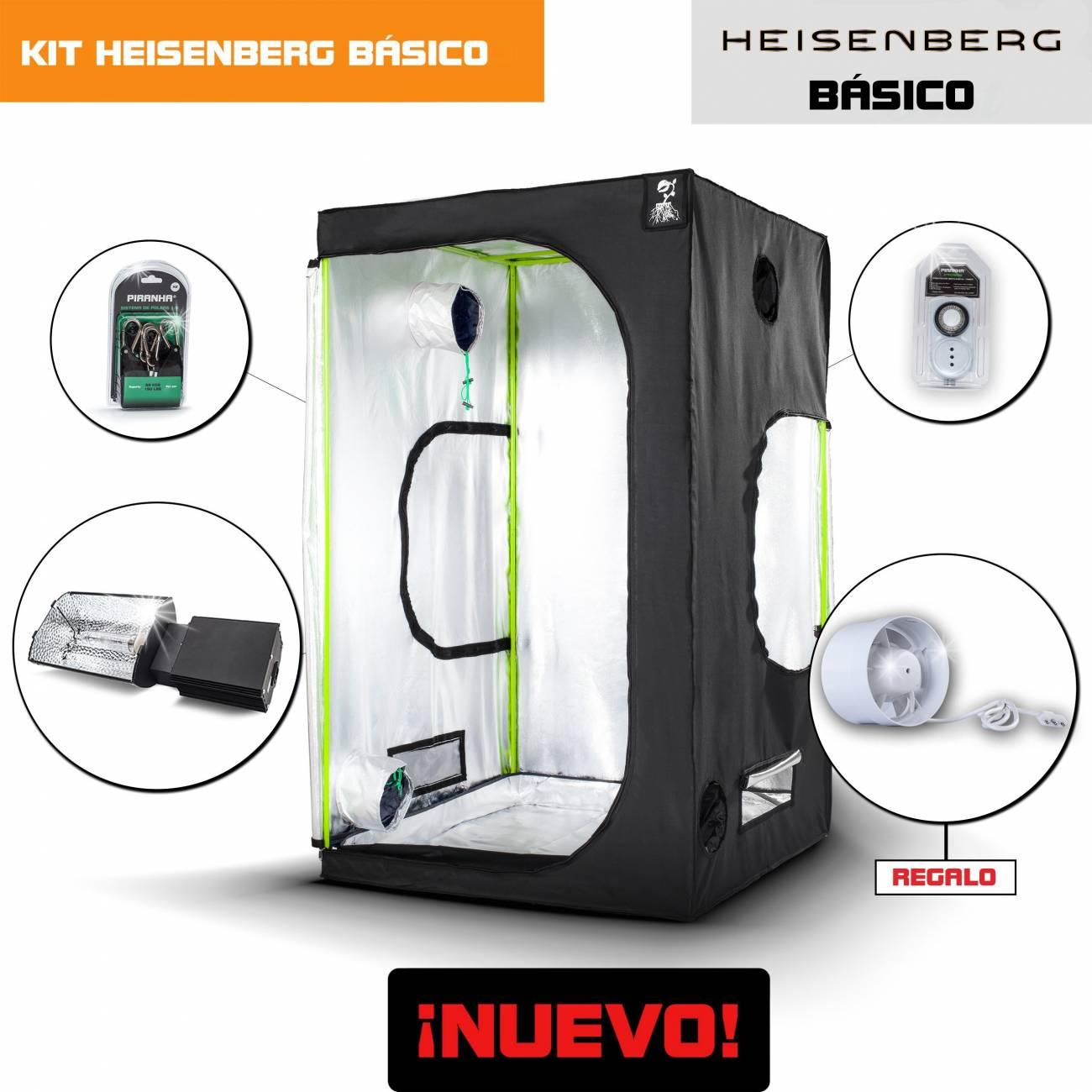 Kit CMH Heisenberg 120 - 315W Básico